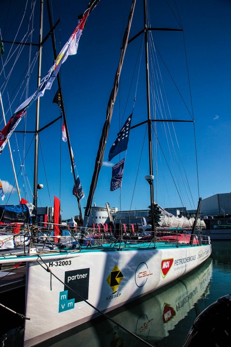 spirit of hungary nandor fa vendee globe 2016