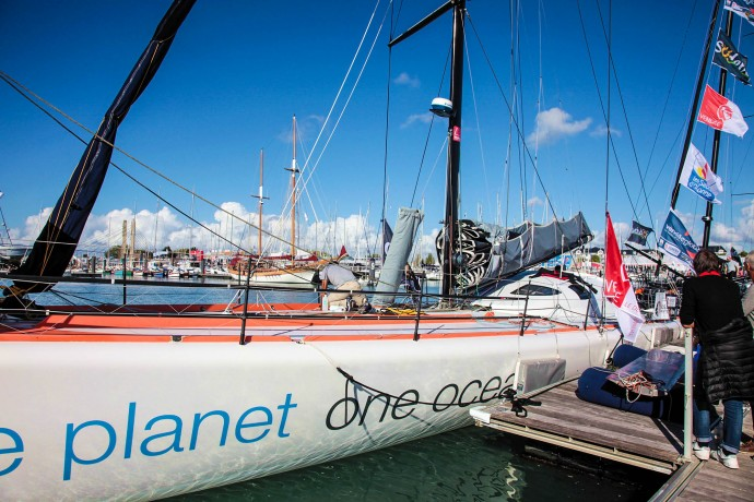 one planet one ocean didac costa vendee globe 2016
